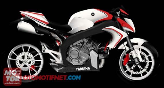Sumber : http://motorplus.otomotifnet.com/read/2013/01/11/337494/338/10/Parade-Desain-Modifikasi-Honda-CB150R-dan-Yamaha-New-V-ixion